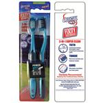 AFL Toothbrush Port Adelaide Power Twin Pack