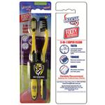 AFL Toothbrush Richmond Tigers Twin Pack