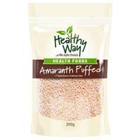 Healthy Way Amaranth Puffed 200g