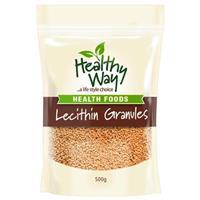 Healthy Way Lecithin Granules 500g