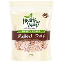 Healthy Way Oats Rolled 500g