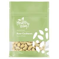 Healthy Way Raw Cashews 200g
