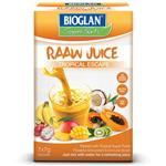 Bioglan Superfoods Raaw Juice Powder Tropical Escape 7x7g Sachets