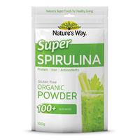 Nature's Way Super Food Spirulina 100g