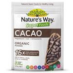 Nature's Way Super Foods Cacao 125g