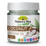 Nature's Way Super Foods Coconut Oil 450g