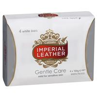 Cussons Imperial Leather Soap Gentle Care 100g 4 Pack