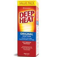 Deep Heat Regular 200g