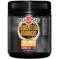 Musashi Essential Amino Formula Raspberry 250g