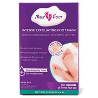 Milky Foot Exfoliation Pads Large