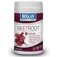 Bioglan Superfoods Beetroot 100 Tablets