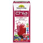 Nature's Way Super Chia Fusion Berry 7 x 15g