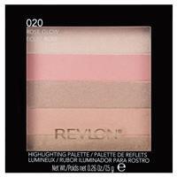 Revlon Blush Highlight Pallett Rose Glow