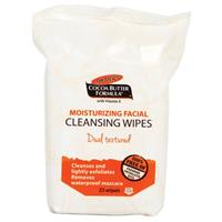 Palmer's Cocoa Butter Moisturising Facial Cleansing Wipes 25