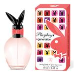 Playboy Generation for Ladies Eau de Toilette 75ml