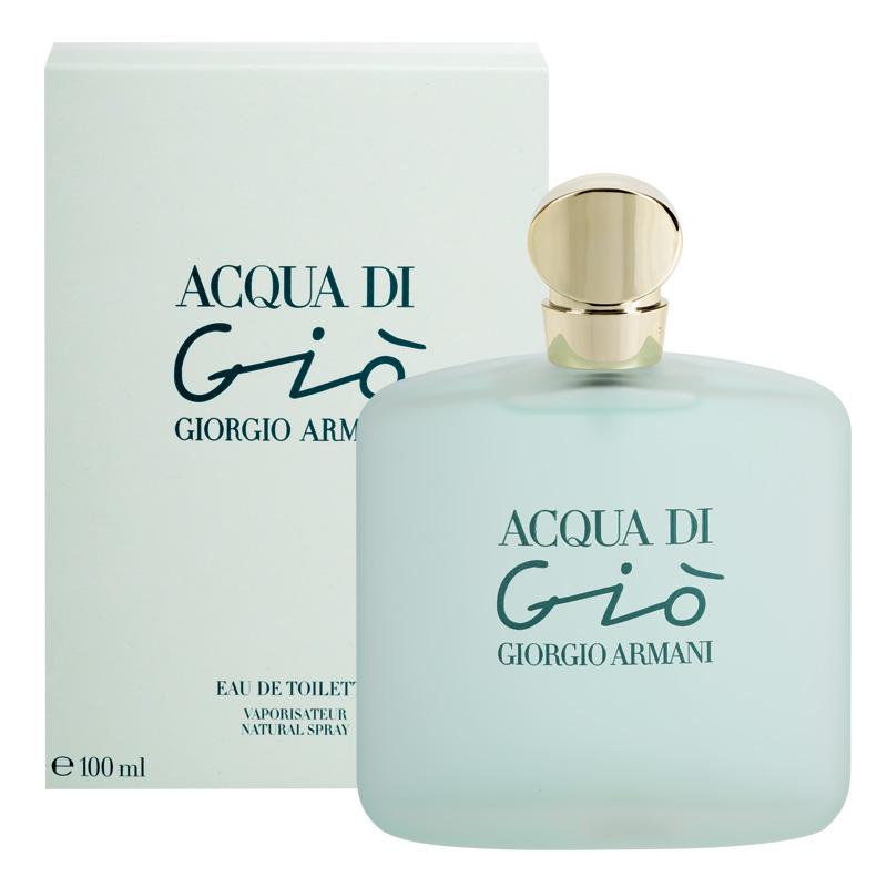 giorgio armani acqua di gio for eau de toilette 100ml spray