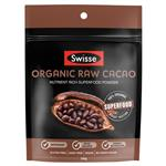 Swisse Organic Raw Cacao Superfood Powder 100g