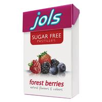 Jols Sugar Free Pastilles Forest Berries 25g