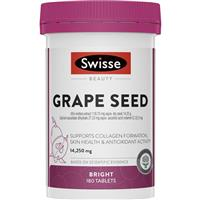 Swisse Grape Seed 14,250mg 180 Tablets