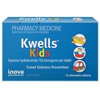 Kwells Kids 12 Tablets