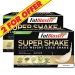 Naturopathica 2 For $60 FatBlaster VLCD SuperShake Vanilla 21 Sachets