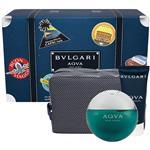 Bvlgari Aqva Pour Homme Eau de Toilette 100ml Spray 3 Piece Set