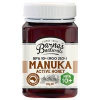 Barnes Naturals Manuka Honey 10+ 500g