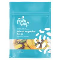 Healthy Way Mixed Vegetable Chips 120g