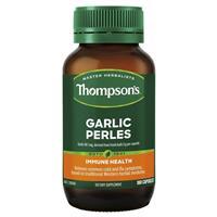 Thompson's Garlic Perles 180 Capsules