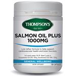 Thompson's Salmon Oil 1000mg 180 Capsules