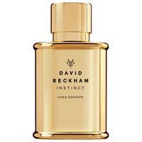 Beckham Instinct Gold Edition Eau de Toilette 50ml