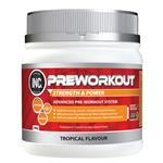 INC Preworkout Tropical Flavour 500g