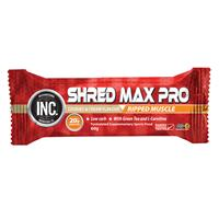 INC Shred Max Pro Cookies & Cream Bar 60gm