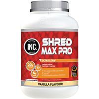 INC Shred Max Pro Vanilla Flavour 2kg