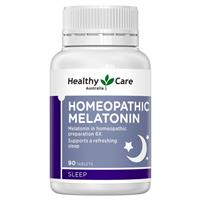 Healthy Care Melatonin Homeopathic 90 Tablets