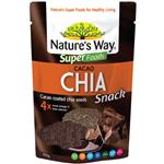 Nature's Way Super Cacao Dipped Chia 100g