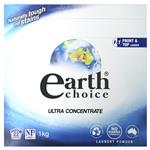 Earth Choice Laundry Powder Dual Format 1 kg