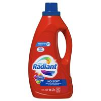Radiant Laundry Detergent Liquid No Sort 1.25 Litres