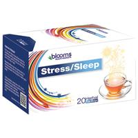 Blooms Stress/Sleep 20 Tea Bags