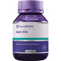 Blooms Super Kelp 600mg 75 Capsules