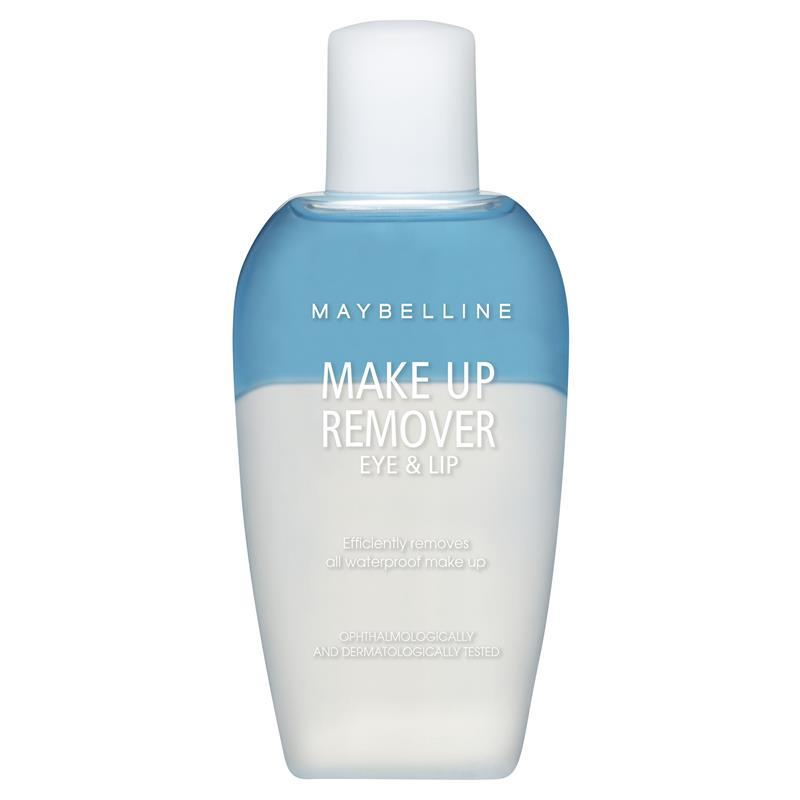 Maybelline eye makeup remover