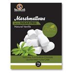 Sugarless Natural Vanilla Marshmallows 75g