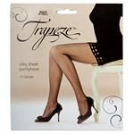 Trapeze Sheer Pantyhose Black Extra Tall