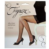 Trapeze Sheer Pantyhose Skin Small/Medium