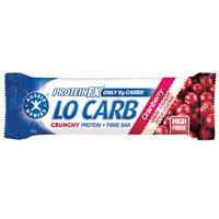 Aussie Bodies Protein FX Lo Carb Crunch Vanilla Cranberry 40g