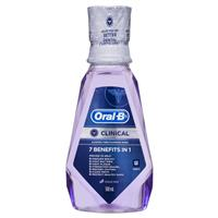 Oral B Clinical 7 Benefits Rinse 500ml
