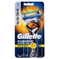 Gillette Fusion Pro Glide Flexball Power Razor
