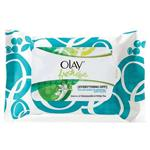 Olay Fresh Effects Everything Off Wipes 25 Pack
