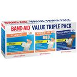 Band-Aid Value Triple Pack