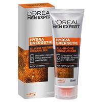L'Oreal Men Expert Hydra Energetic All In One Moisturiser Normal Skin 75ml